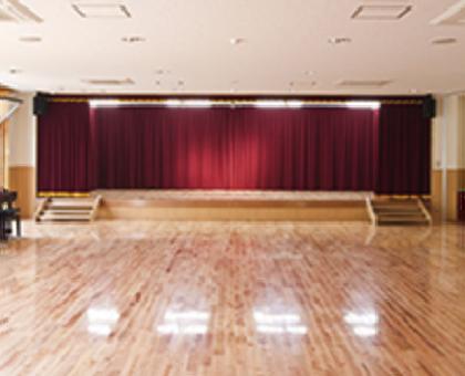 1ステージ・ホール