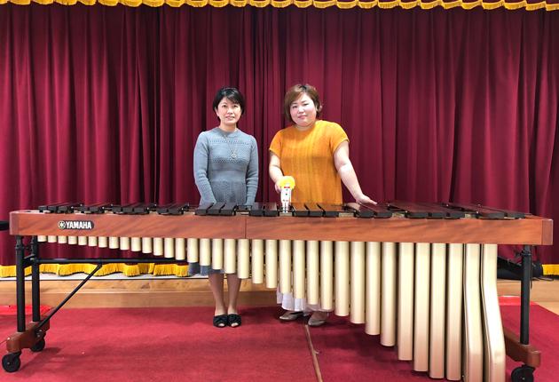 音楽・リズム遊び教室